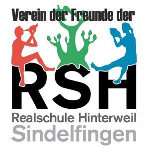 Logo Verein der Freunde der Realschule Hinterweil Sindelfingen